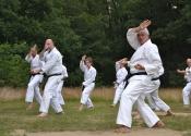 Anniversary celebration - 10 Years Shotokan Karate Haan e. V.
