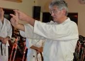 Großes Training im Dojo Haan