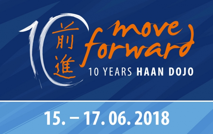 Anniversary celebration 10 Years Shotokan Karate Haan e.V.