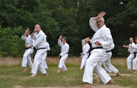 Anniversary celebration – 10 Years Shotokan Karate Haan e. V.